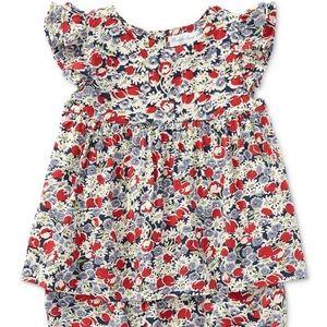Ralph Lauren floral baby set